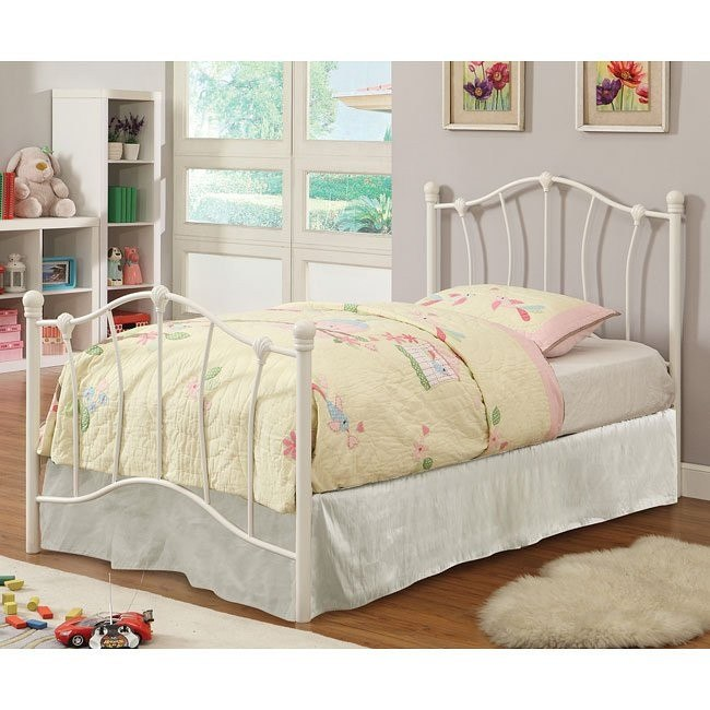 Fiona Twin Panel Bed