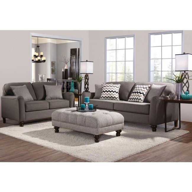 4050 Series Max Ash Living Room Set By Hughes Furniture