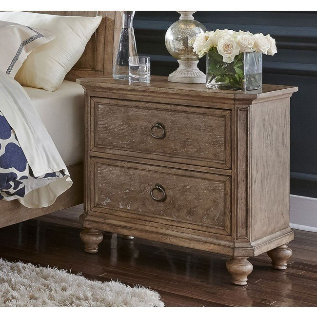 Simply Elegant Nightstand By Liberty