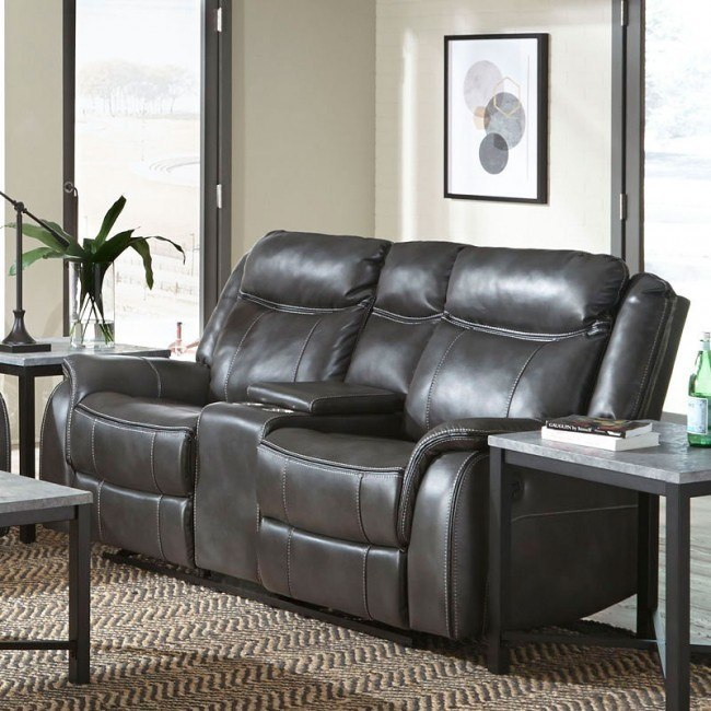 Pleasing Avalon Power Reclining Loveseat W Console Ocoug Best Dining Table And Chair Ideas Images Ocougorg