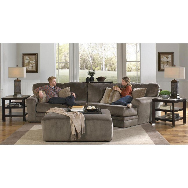 Everest Modular Sectional Set (Seal)