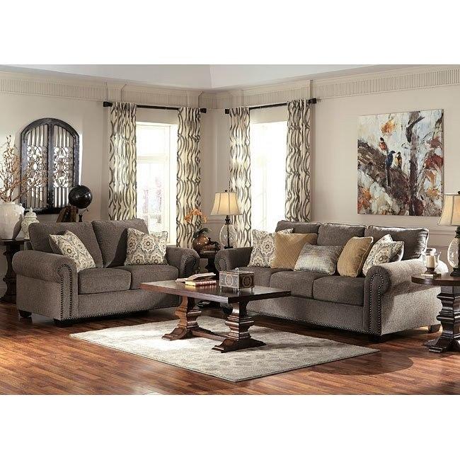 Emelen Alloy Living Room Set