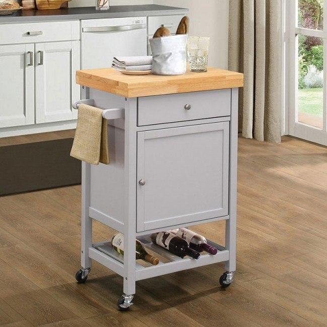 Zinnia Kitchen Cart
