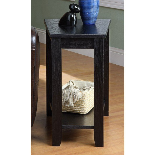 Elwell Chairside Table (Black)