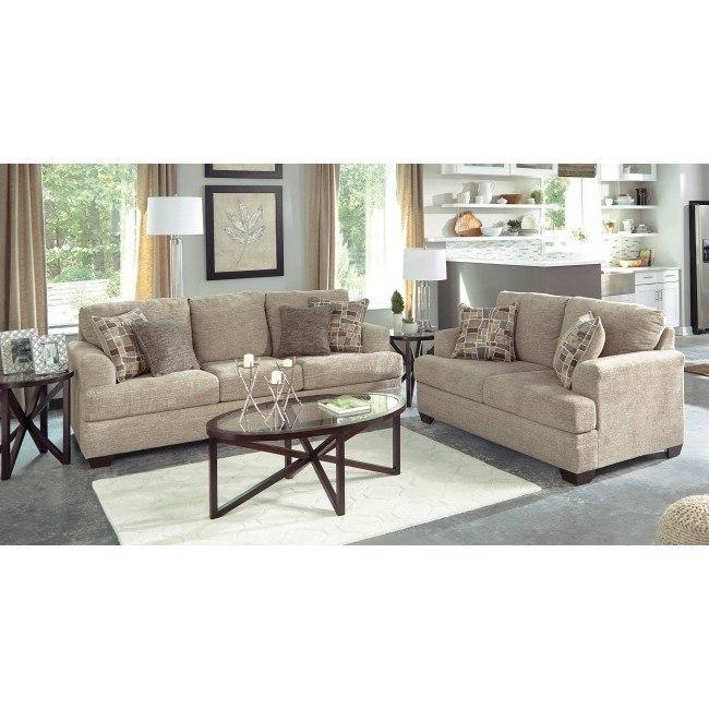 Barrish Sisal Living Room Set