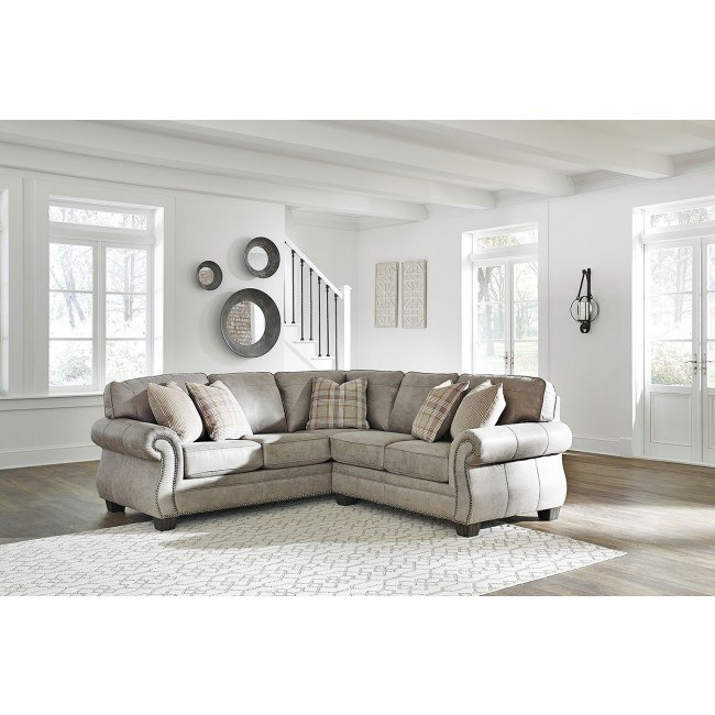 Olsberg Steel Modular Sectional By Signature Design By