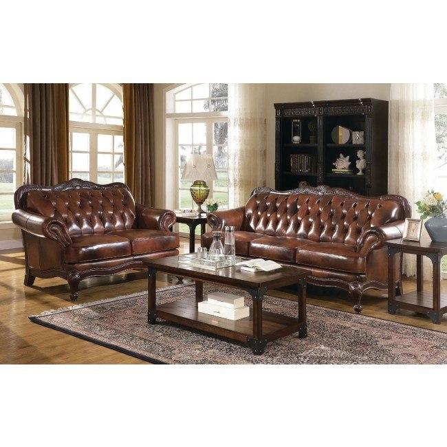 Living Room Set Coaster Furniture