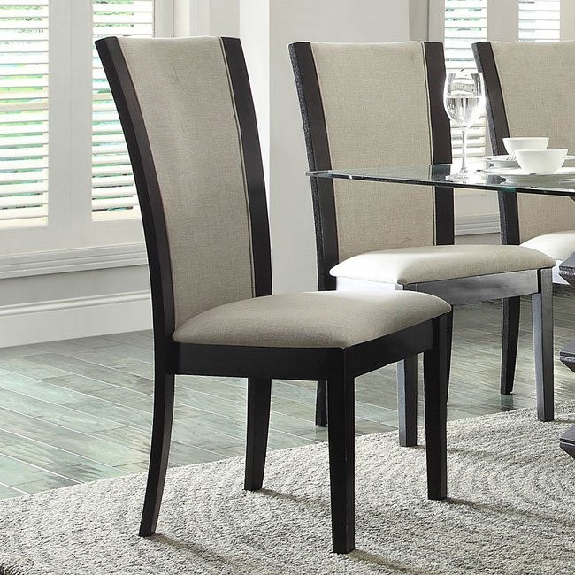 Havre Beige Side Chair (Set of 2)