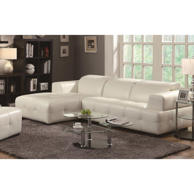 Darby Left Chaise Sectional