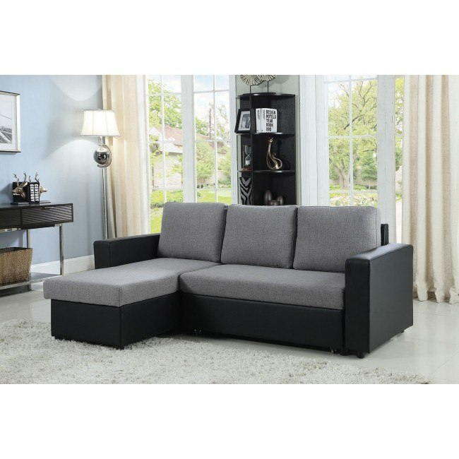 Baylor Sectional w/ Pull Out Bed