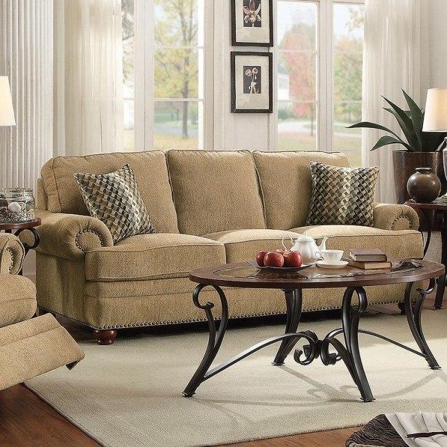 Colton Sofa (Wheat)