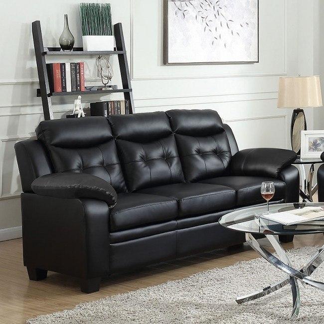 Finley Sofa (Black)
