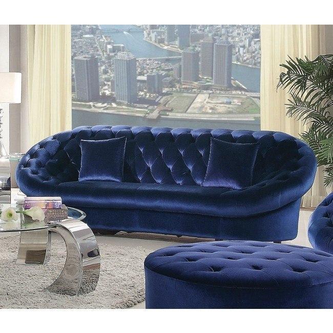 Romanus Sofa (Royal Blue)