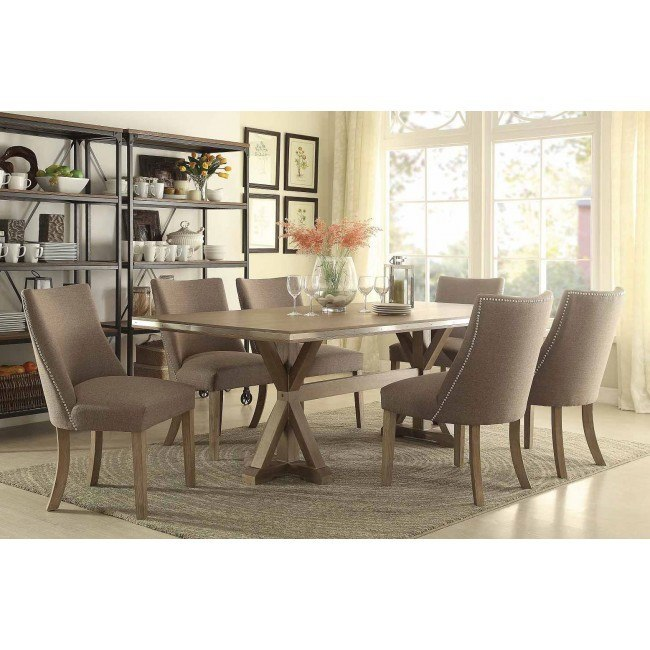 Beaugrand Rectangular Dining Room Set