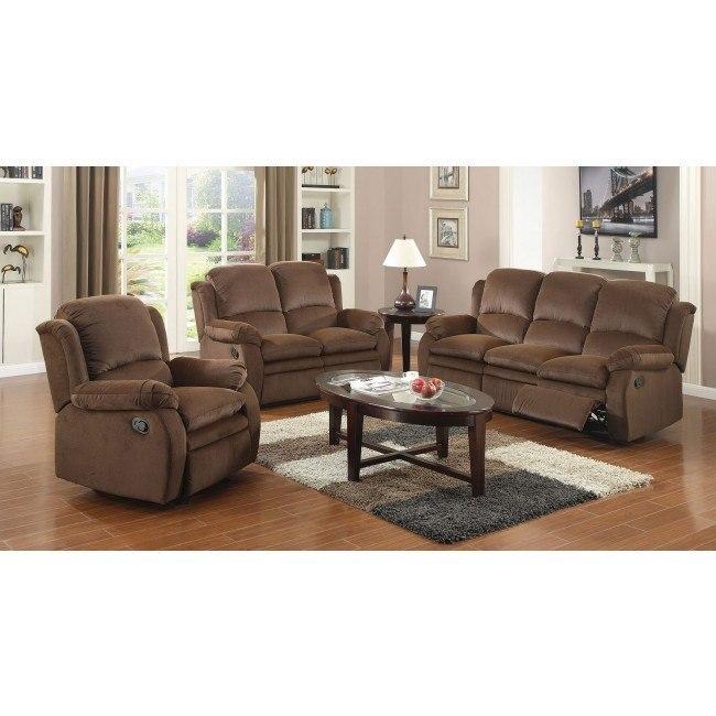 Garton Reclining Living Room Set