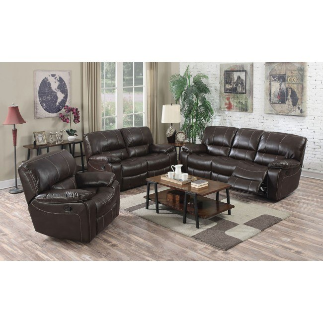 Kimberly Reclining Living Room Set