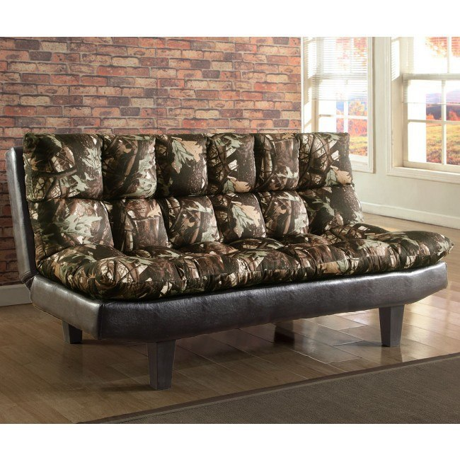 Sundown Adjustable Sofa Bed (Camo)