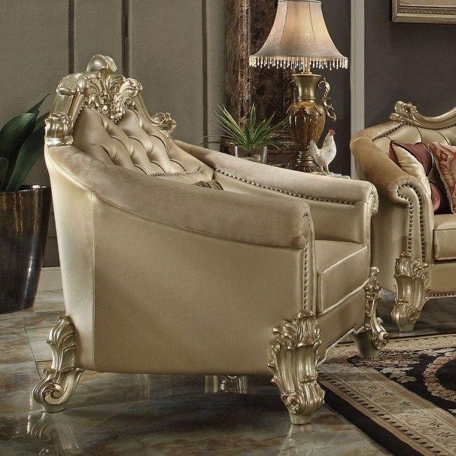 Vendome II Chair (Bone)