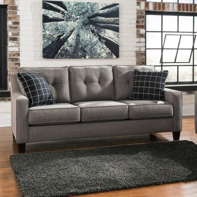 Awe Inspiring Brindon Charcoal Sofa Cjindustries Chair Design For Home Cjindustriesco