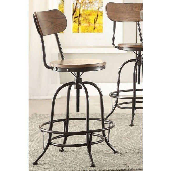 Angstrom Counter Height Chair (Set of 2)