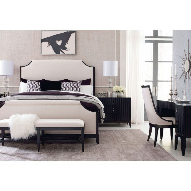 Symphony Upholstered Bedroom Set