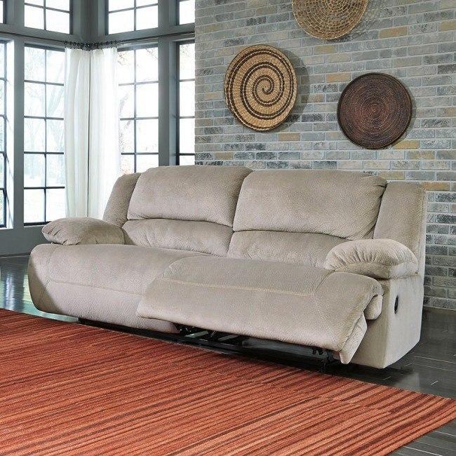 Toletta Granite Power Reclining Sofa