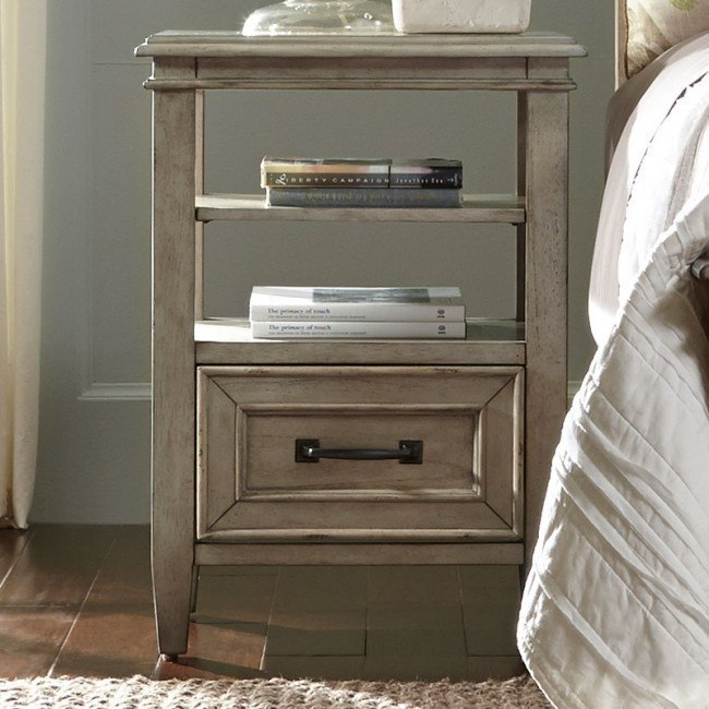 Grayton Grove Open Nightstand