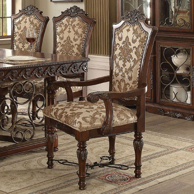 Wycliff Arm Chair (Set of 2)