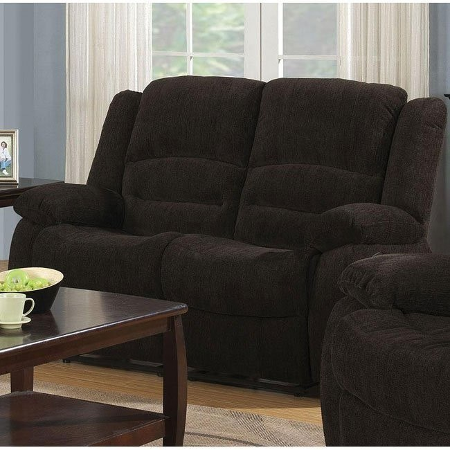 Gordon Reclining Loveseat By Coaster Furniture 1 Review S