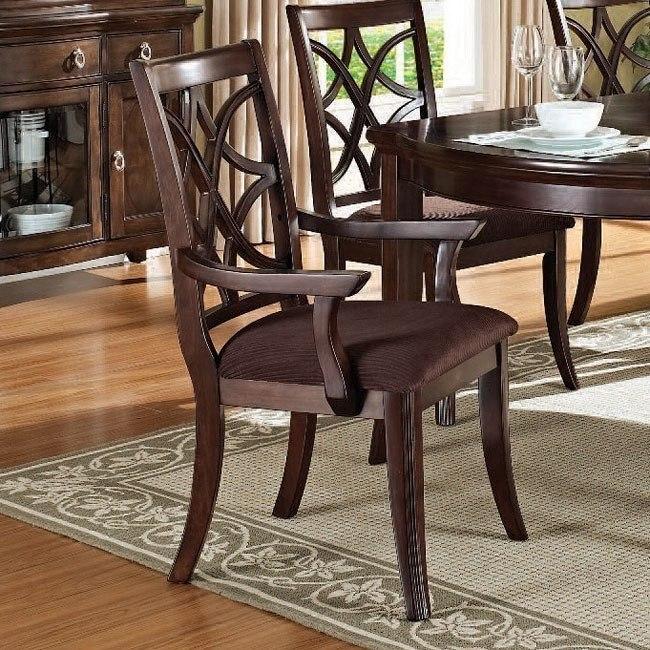 Keenan Arm Chair (Set of 2)