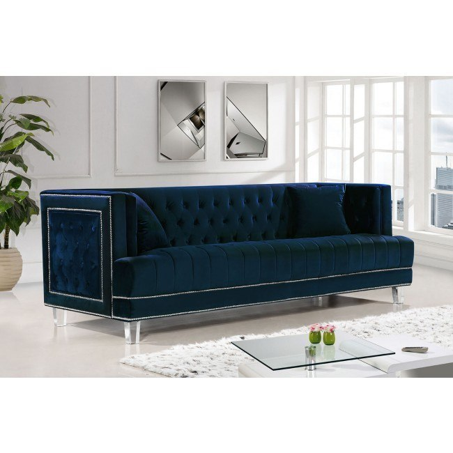 Lucas Sofa (Navy)