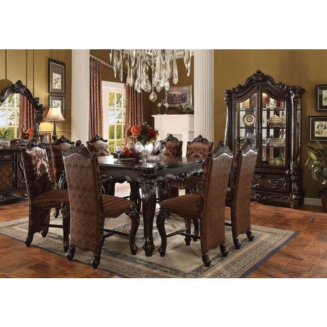 Versailles Counter Height Dining Room Set (Cherry Oak)