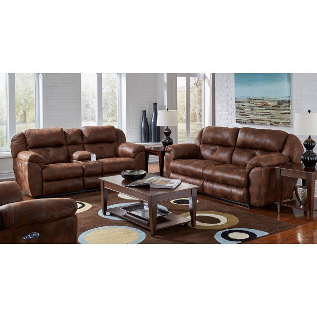 Ferrington Power Lay Flat Reclining Living Room Set
