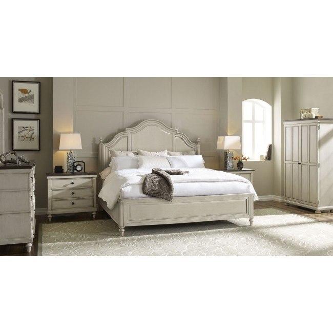 Brookhaven Panel Bedroom Set (Vintage Linen)