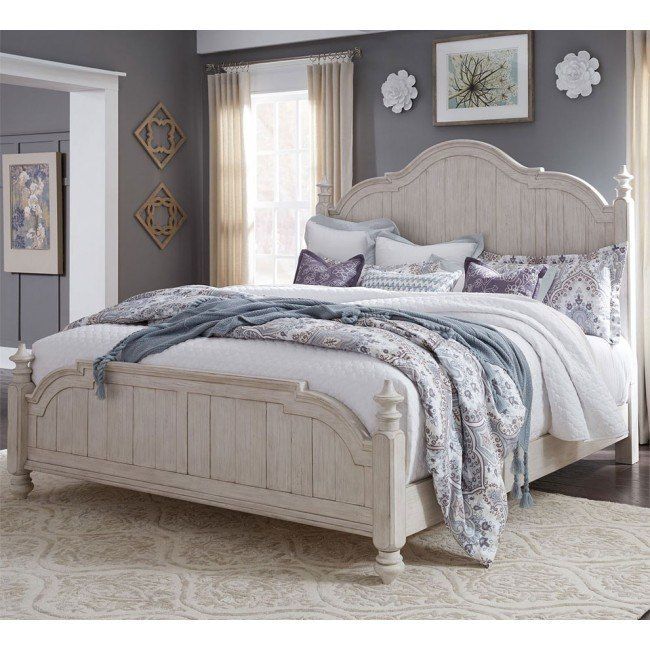 Farmhouse Reimagined Poster Bed