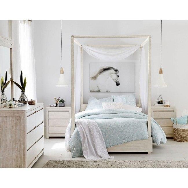 Indio Canopy Bedroom Set