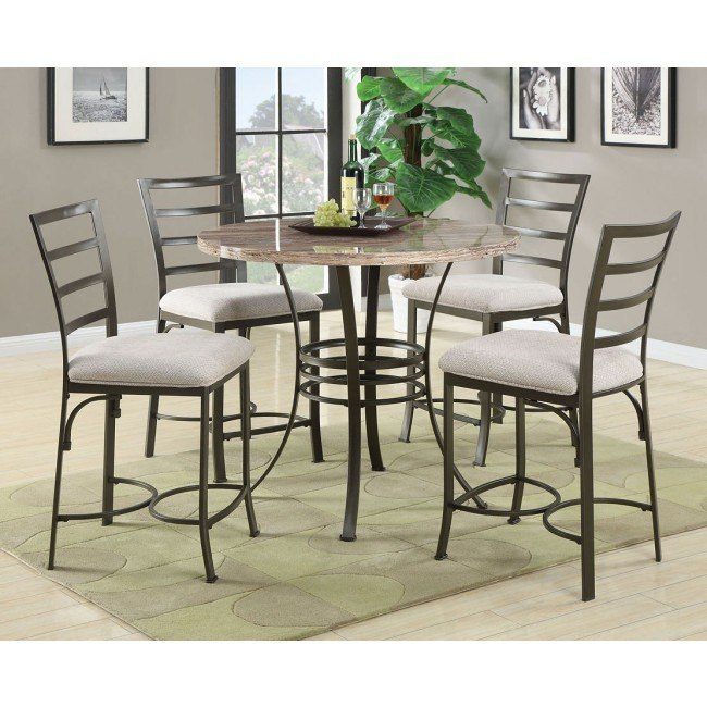 Val Counter Height Dining Room Set