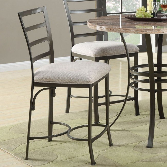 Val Counter Height Chair (Set of 2)