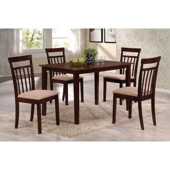 Samuel 5-Piece Dining Room Set