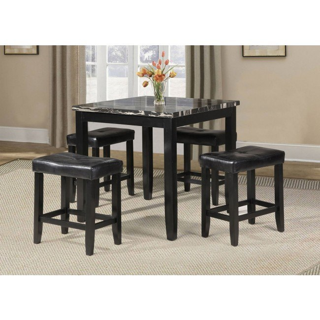 Blythe 5-Piece Counter Height Dining Set