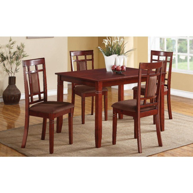 Sonata 5-Piece Dining Room Set