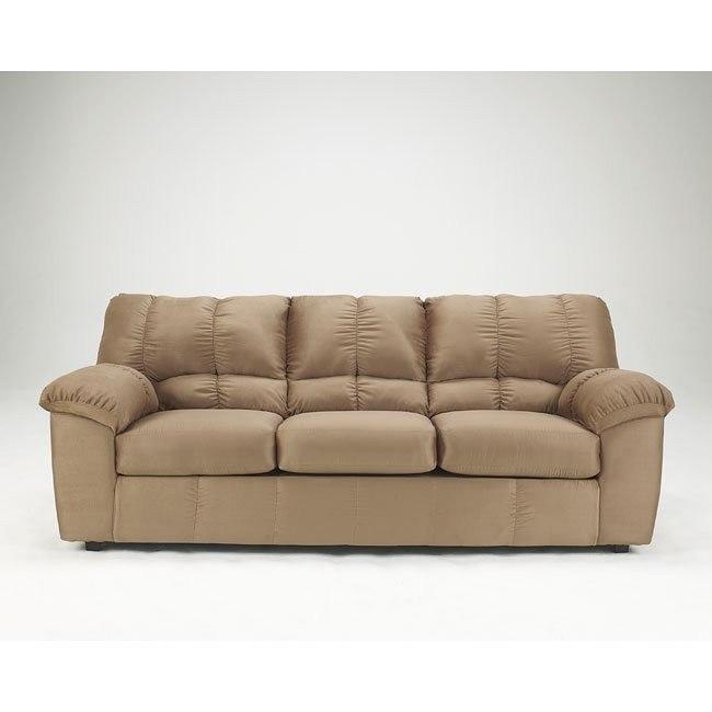 Dominator Mocha Sofa