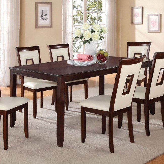 Oswell Rectangular Dining Table