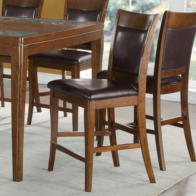 Belinda Counter Height Chair (Set of 2)