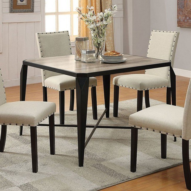 Oldlake Square Dining Table