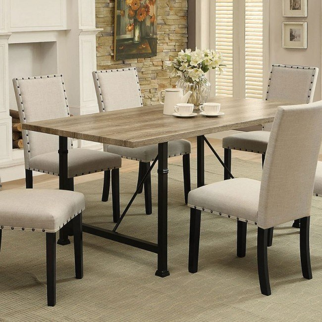 Oldlake Rectangular Dining Table