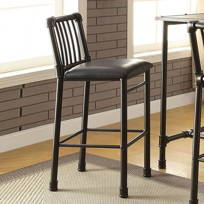 Caitlin Bar Chair (Set of 2)