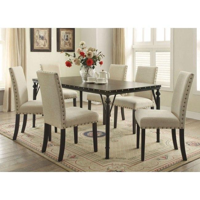 Hadas Rectangular Dining Room Set