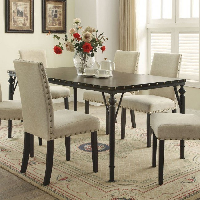 Hadas Rectangular Dining Table