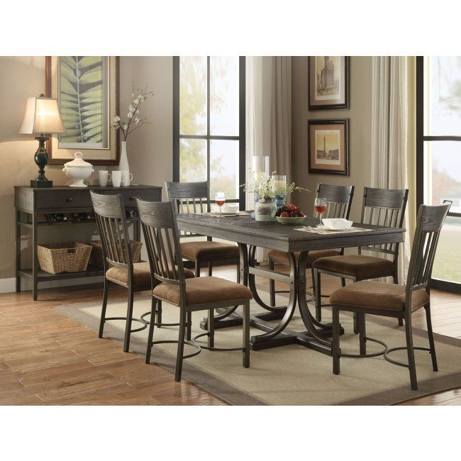 Kipp Rectangular Dining Room Set